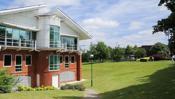 Surrey Technology Centre exterior area 835x475