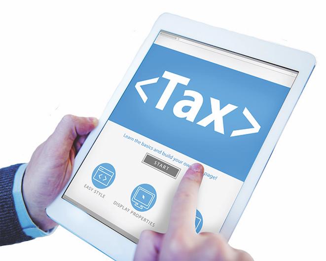 Tax ready ipad