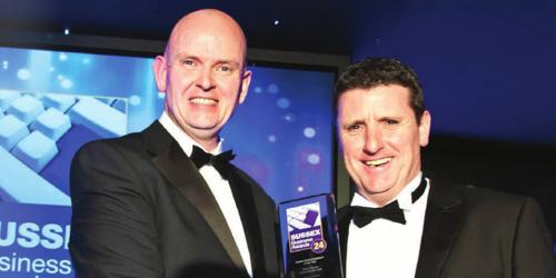 Kevin Byrne Award