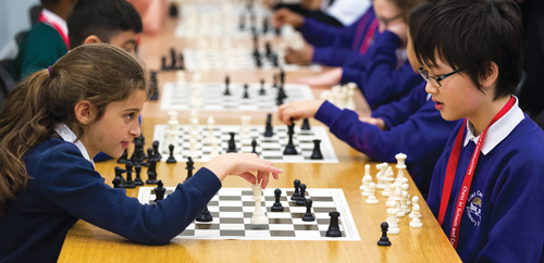 CHESS New 2