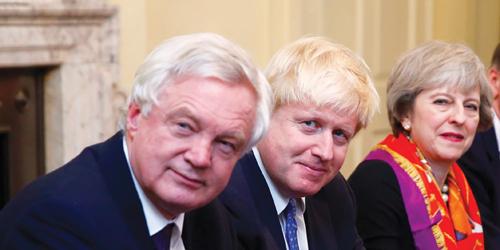 Davis May and Boris