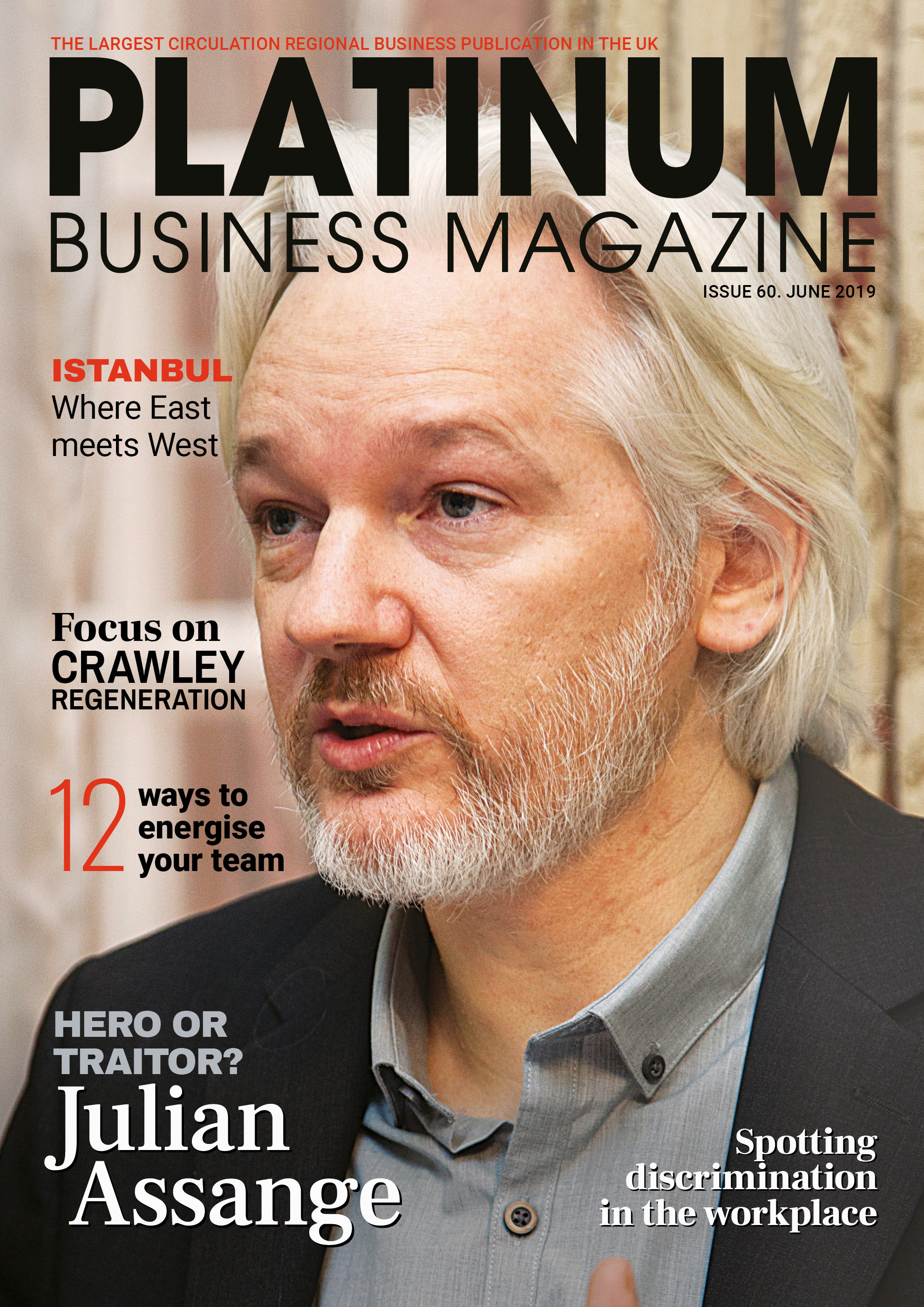 Platinum Business Magazine - issue 60