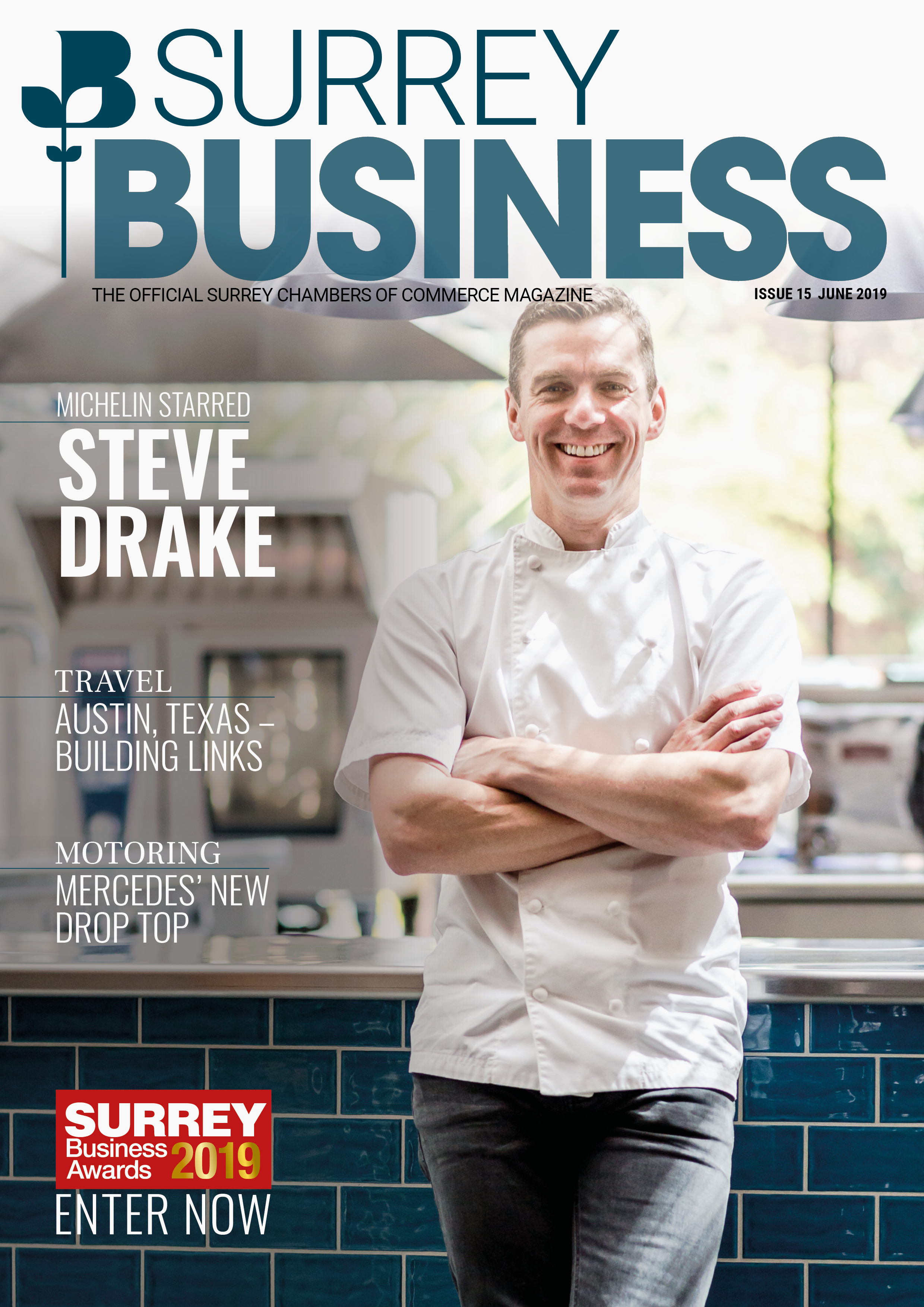 Surrey Business Magazine - issue 15