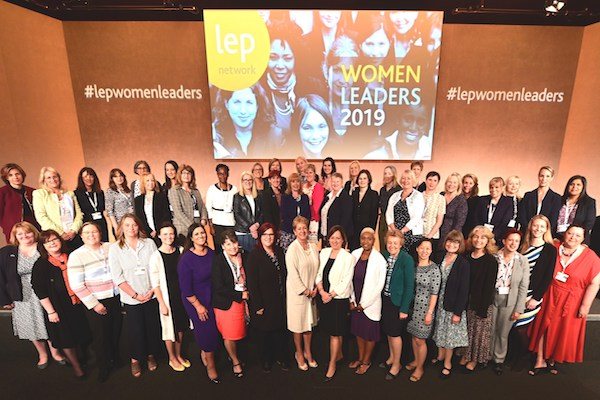 women leaders event 1