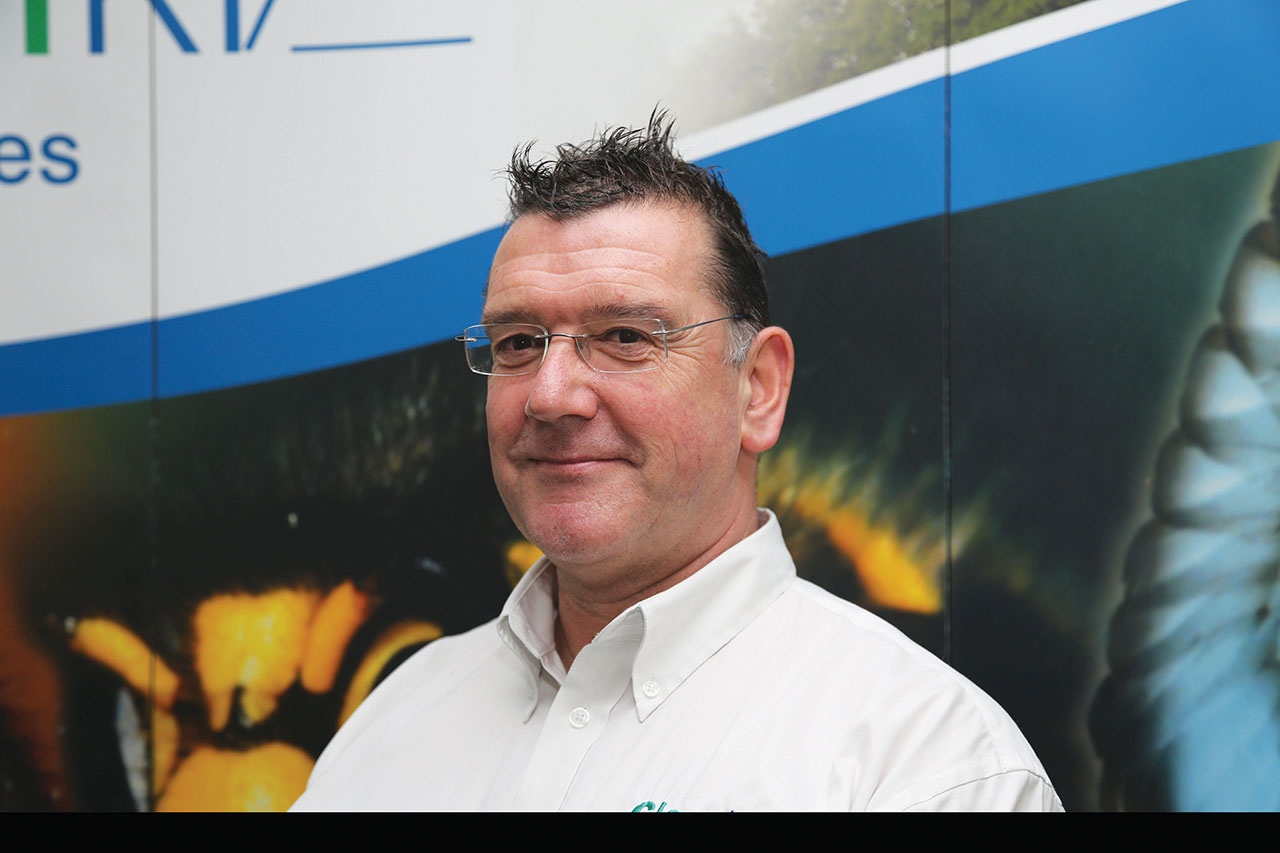 Managing Director of Cleankill Pest Control  Paul Bates