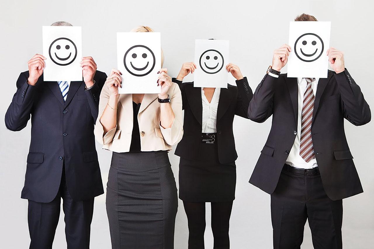 RSE happy staff Entrepreneurial success