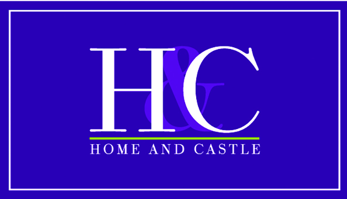 Rix and Kay Home and castle logo