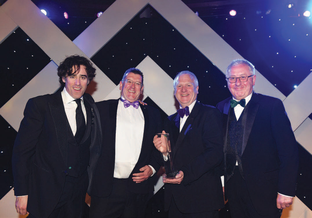 Cleankill win 'Green Business of the Year' at The Gatwick Diamond Business Awards 2017
