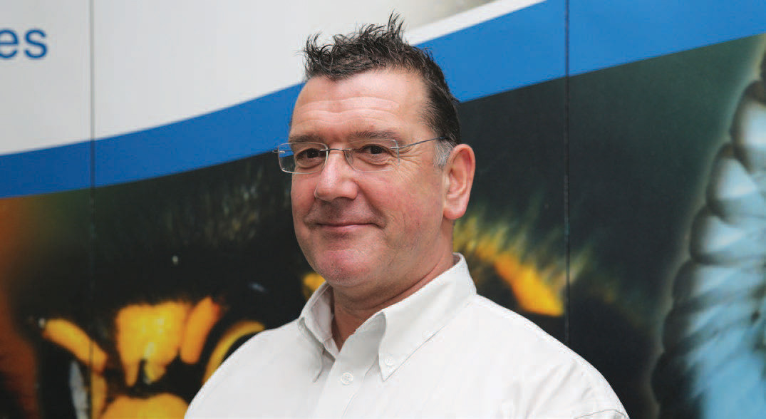 Managing Director of Cleankill Pest Control, Paul Bates