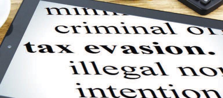 Criminal finance act 2