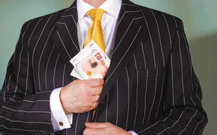 Criminal finance act