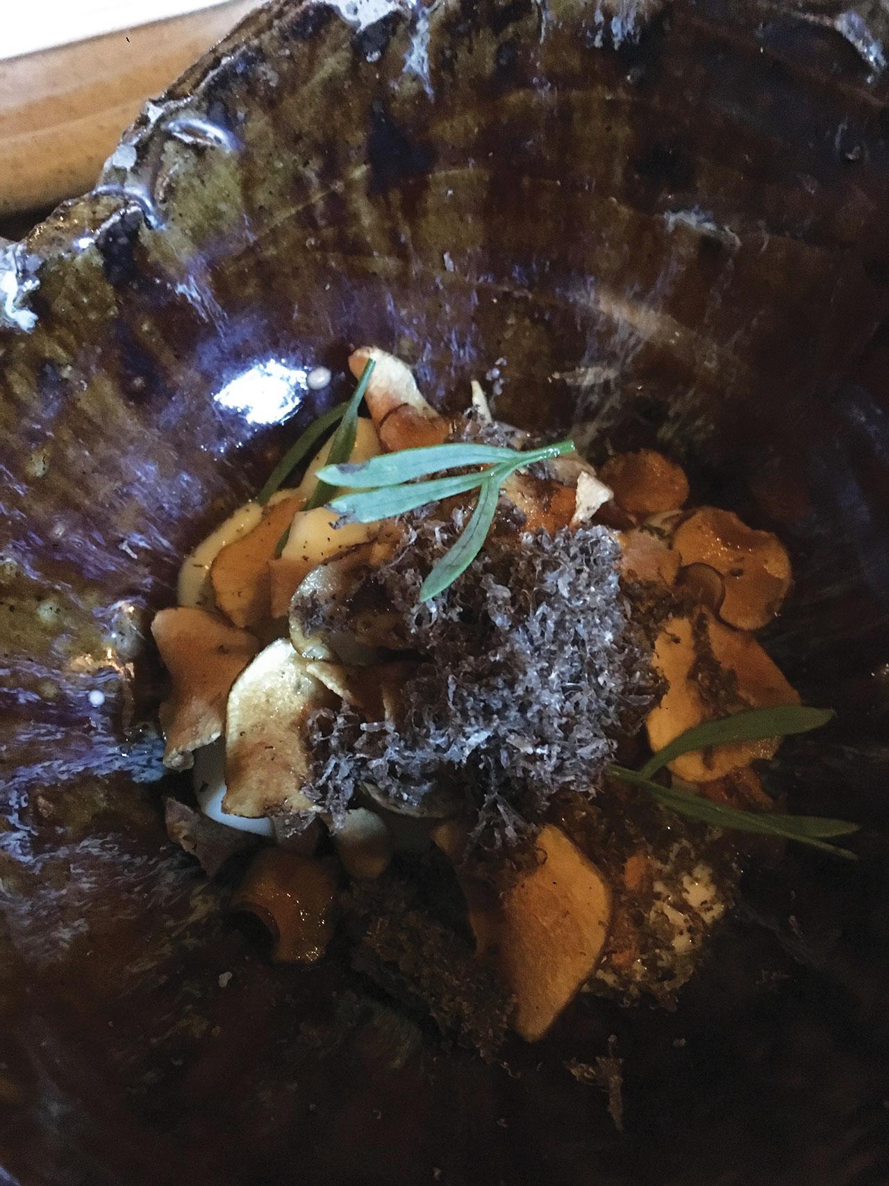 Artichoke starter