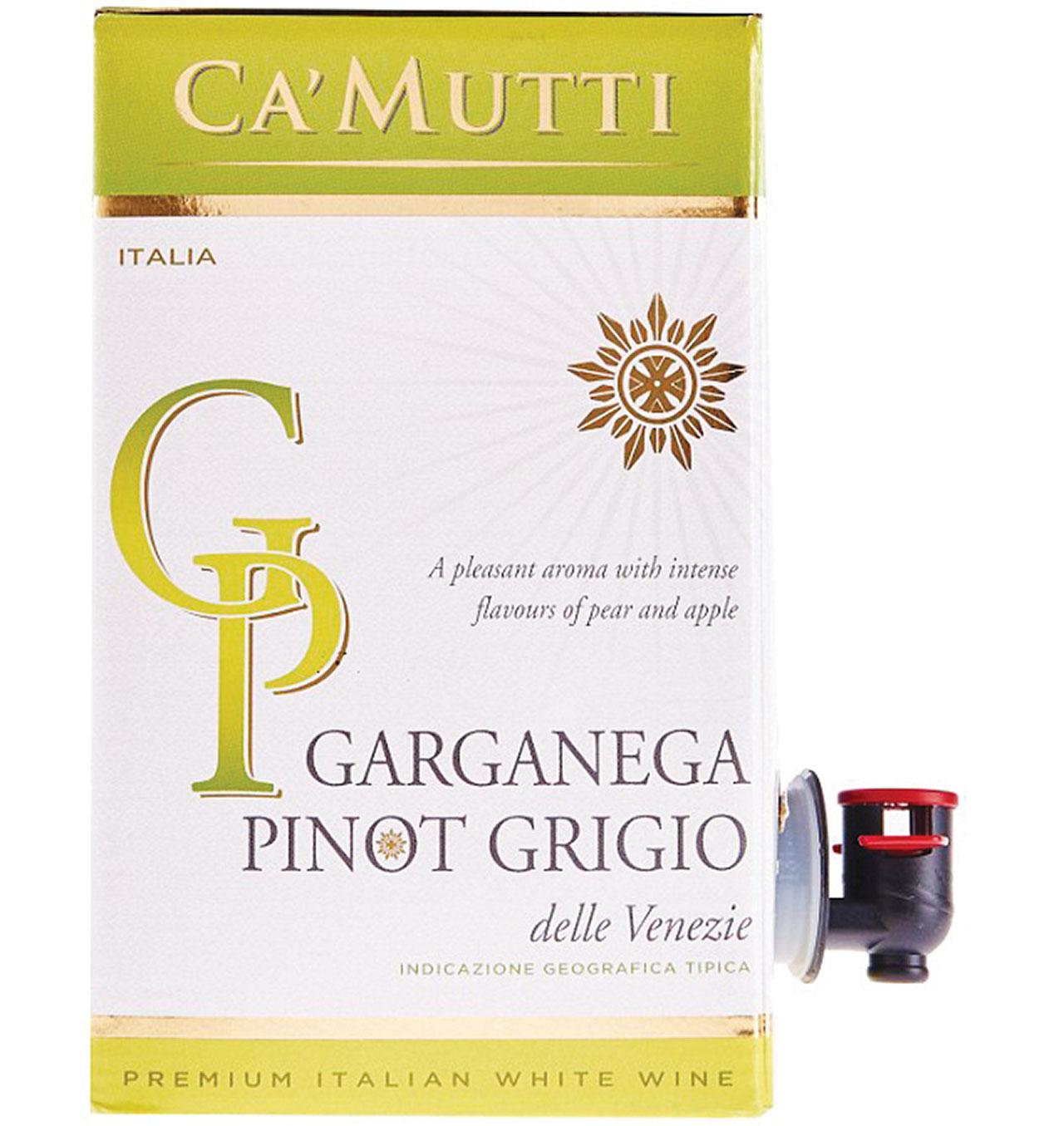 Ca'Mutti Garganega Pinot Grigio, Venezie