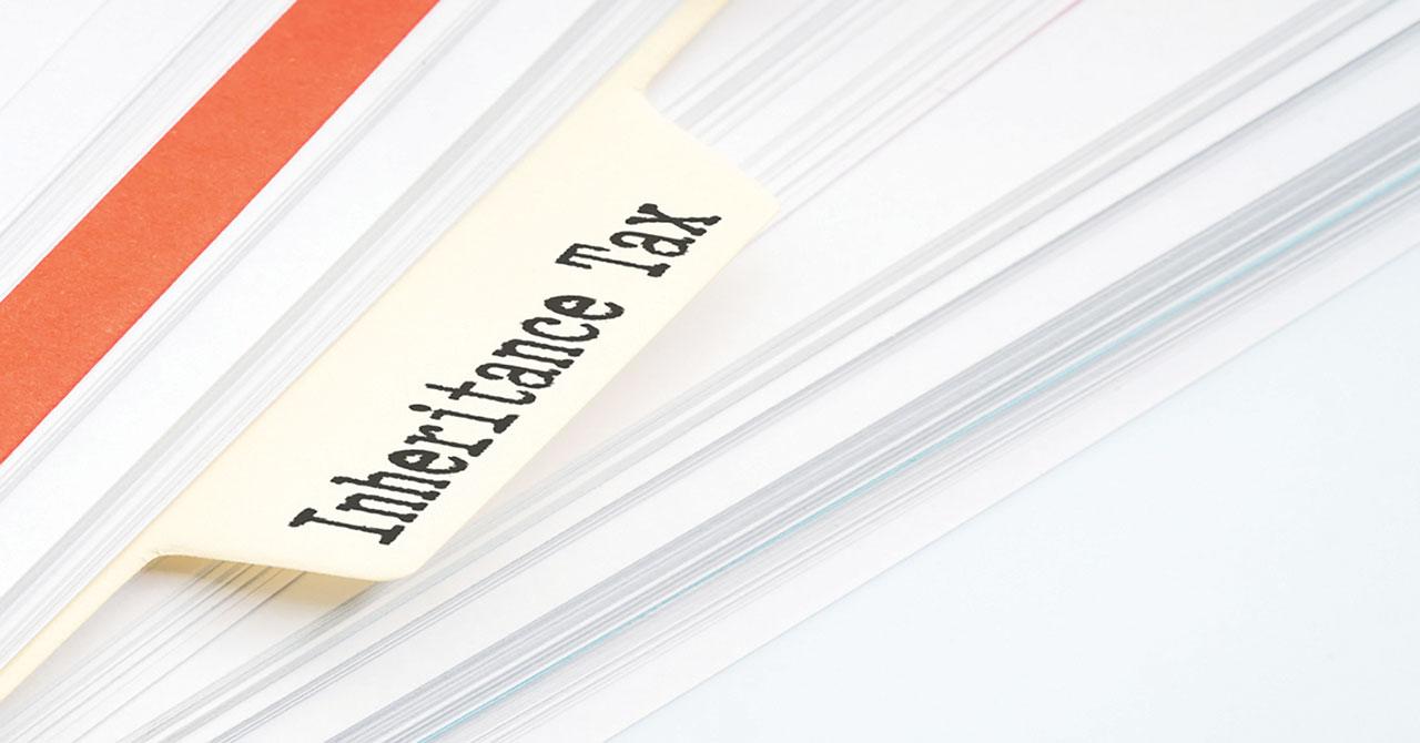 Carpenter Box inheritance tax