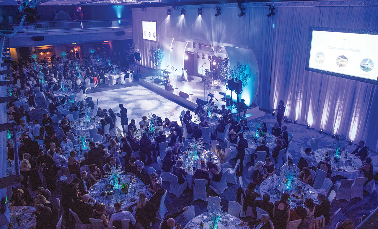 The 10th Snowman Spectacular Fundraising Ball