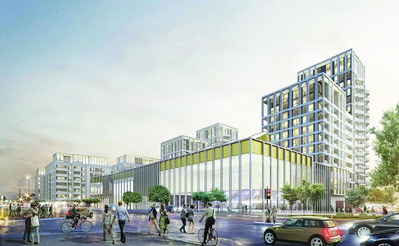 Brighton King Alfred development proposal