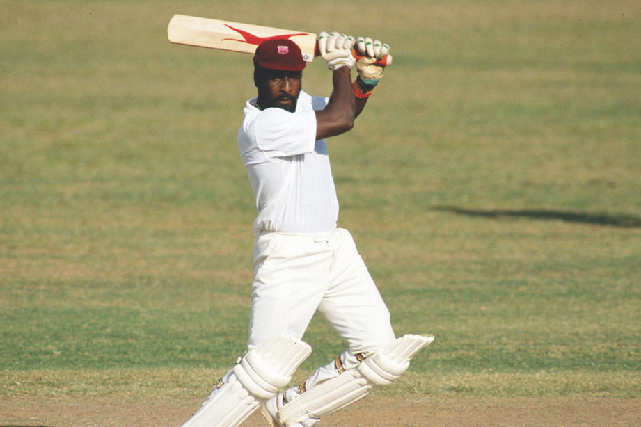 Fletch VIV Richards crickethistory