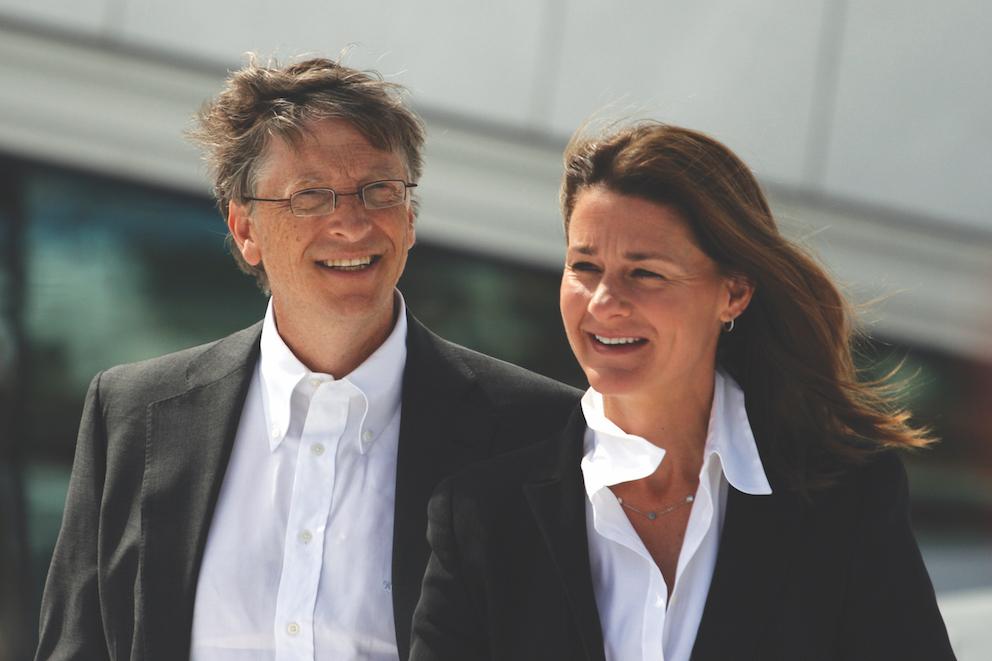 BG ill og Melinda Gates 2009 06 03  bilde 01