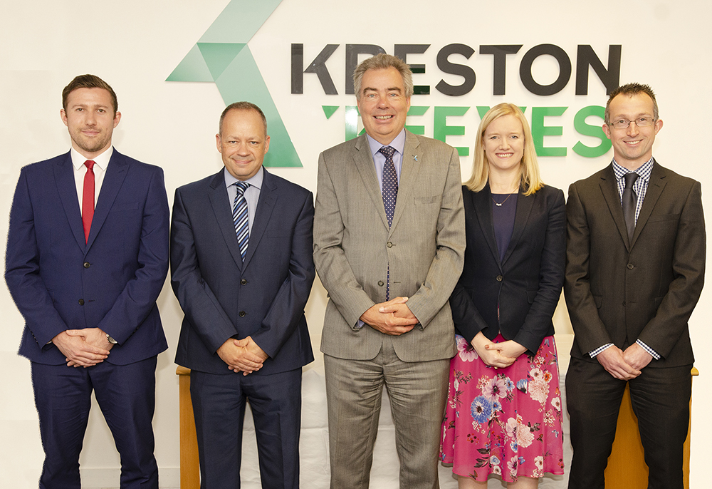 Kreston Reeves promotes three new partners reduced size