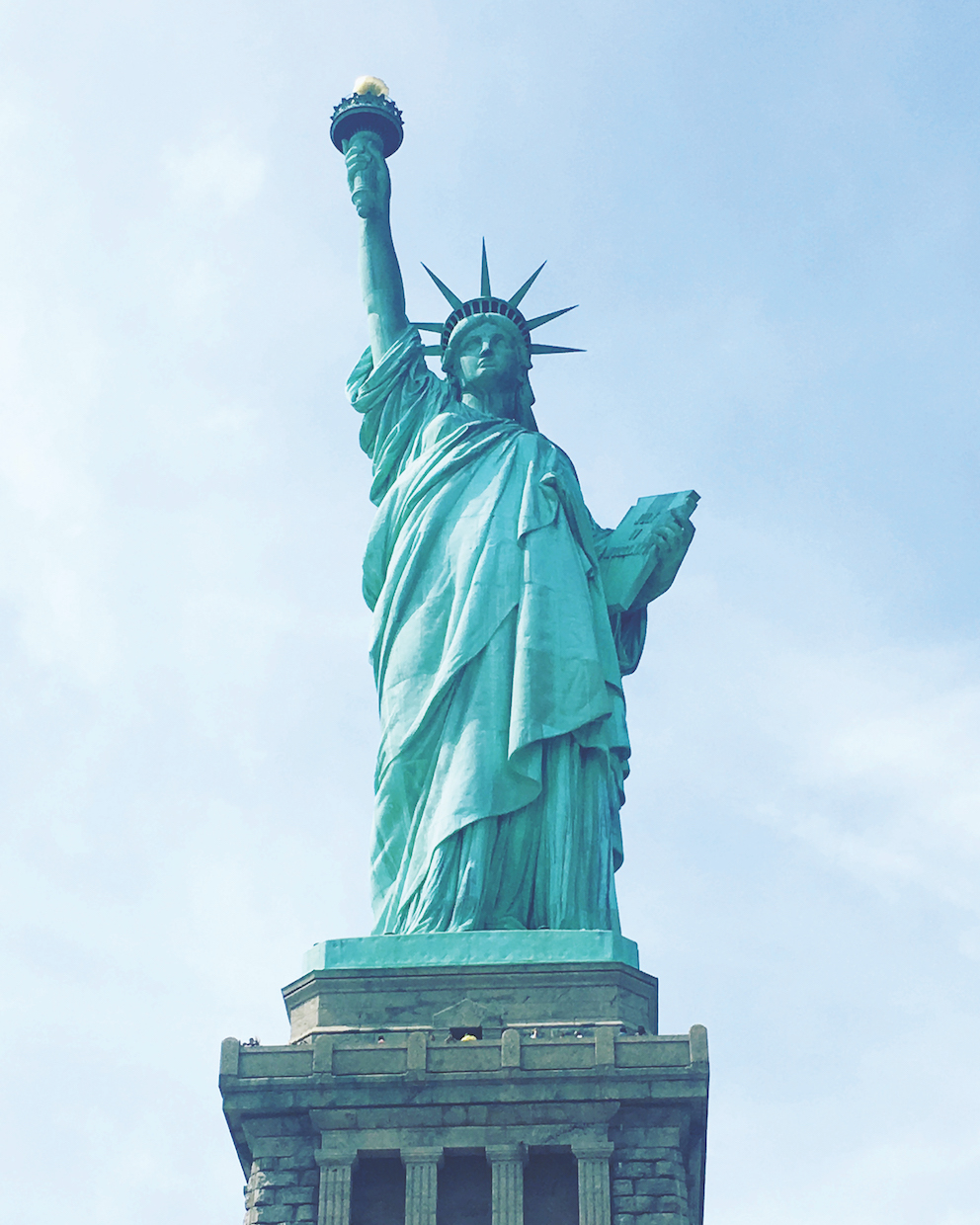 Travel Statue of Liberty