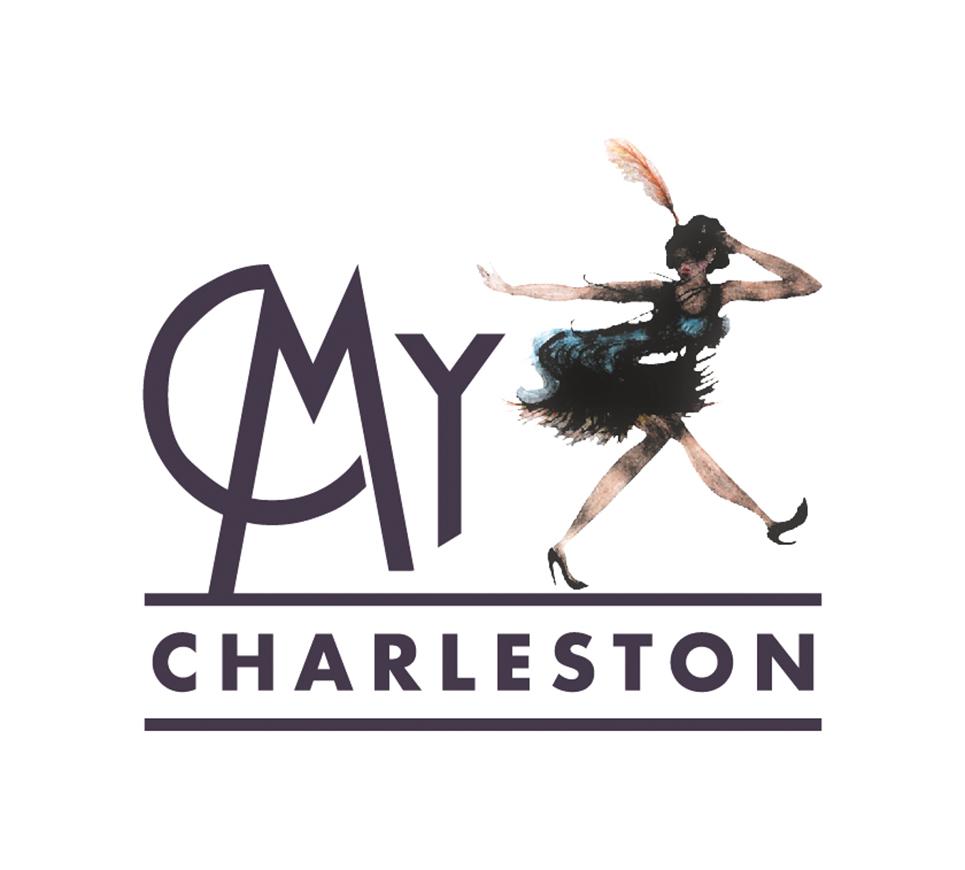 MyCharleston logo E 50mm CMYK Col