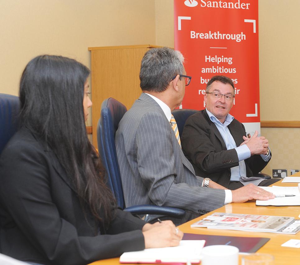 Santander RT INT trade 11