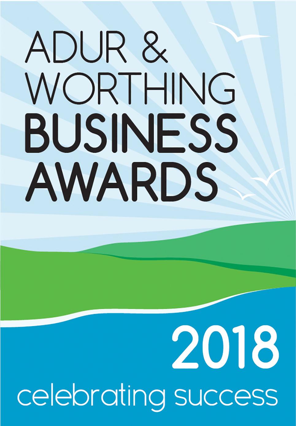 Worthing Awards logo 2018