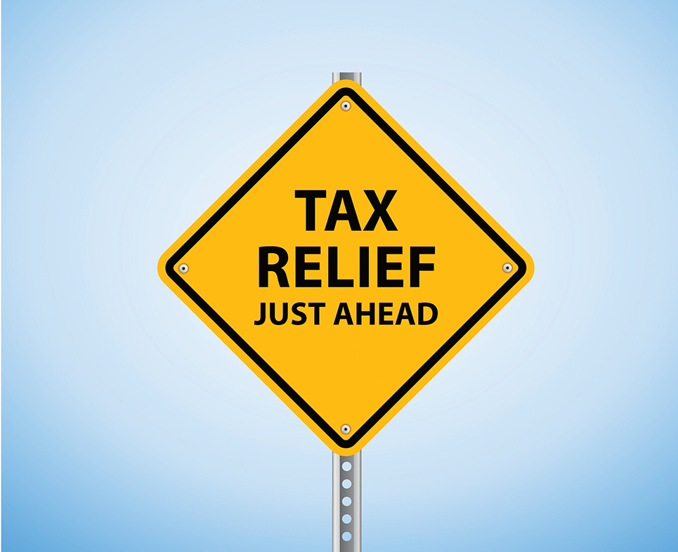 Carpenter Box Tax Relief