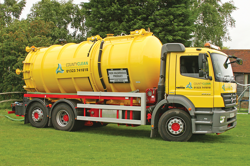 CountyClean Group First Tanker