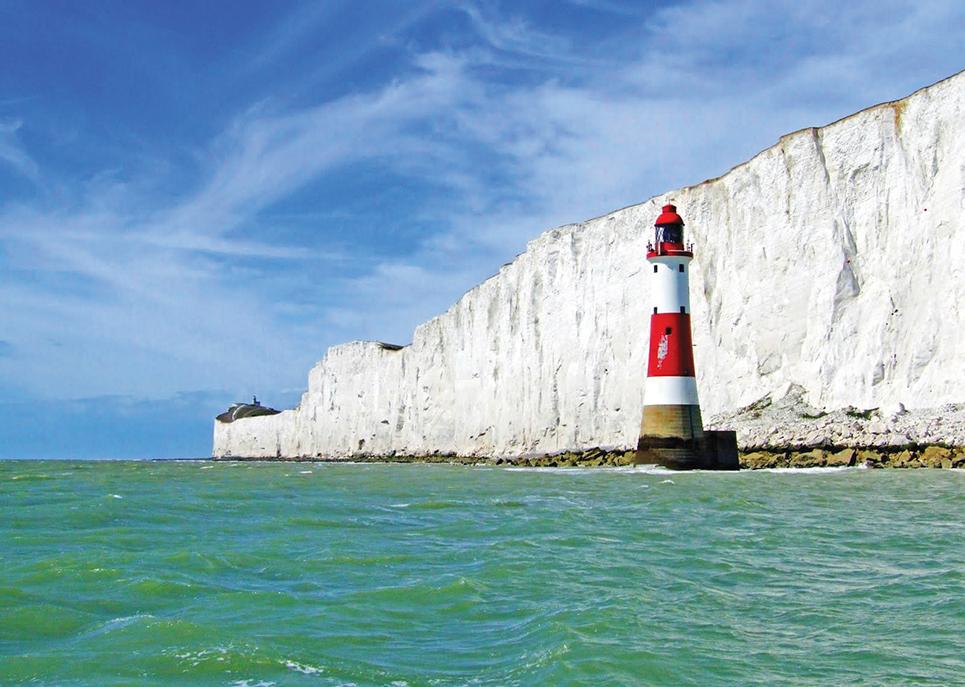 Eastbourne Beachy Head Lighthouse