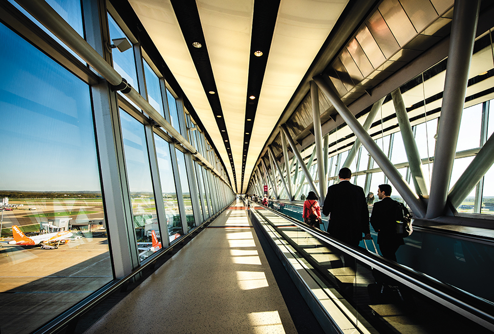 Gatwick Terminal