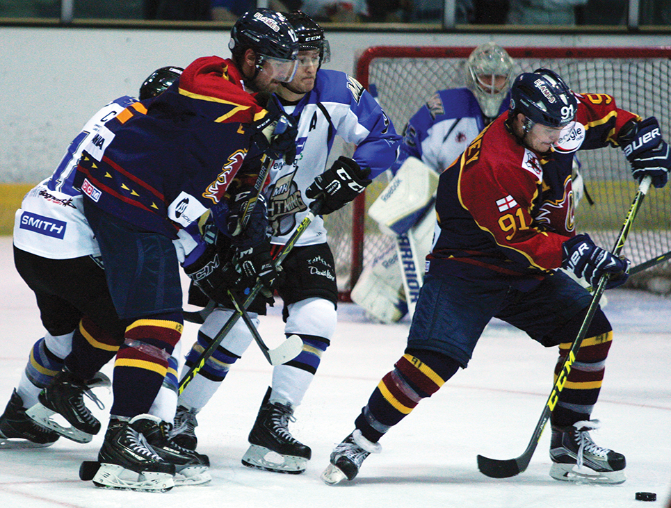 Guildford Flames in action