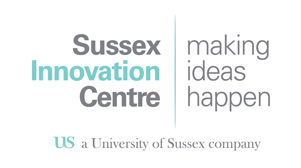 Sussex Innovation Centre Logo  with UoS high res