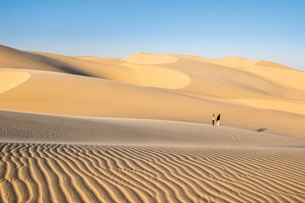 Dunes at sunset  Photographer Denzel Bezuidenhout