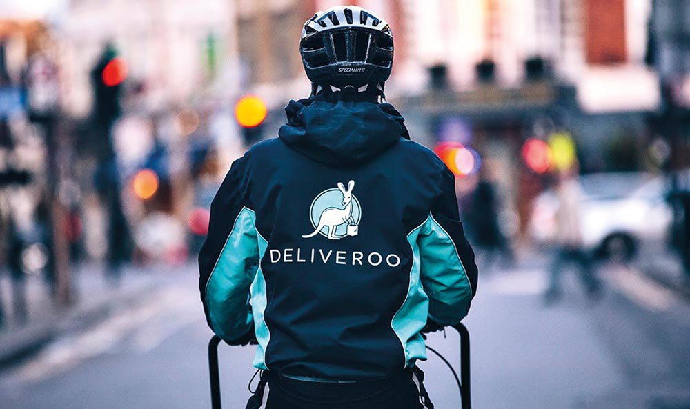 DMH Deliveroo