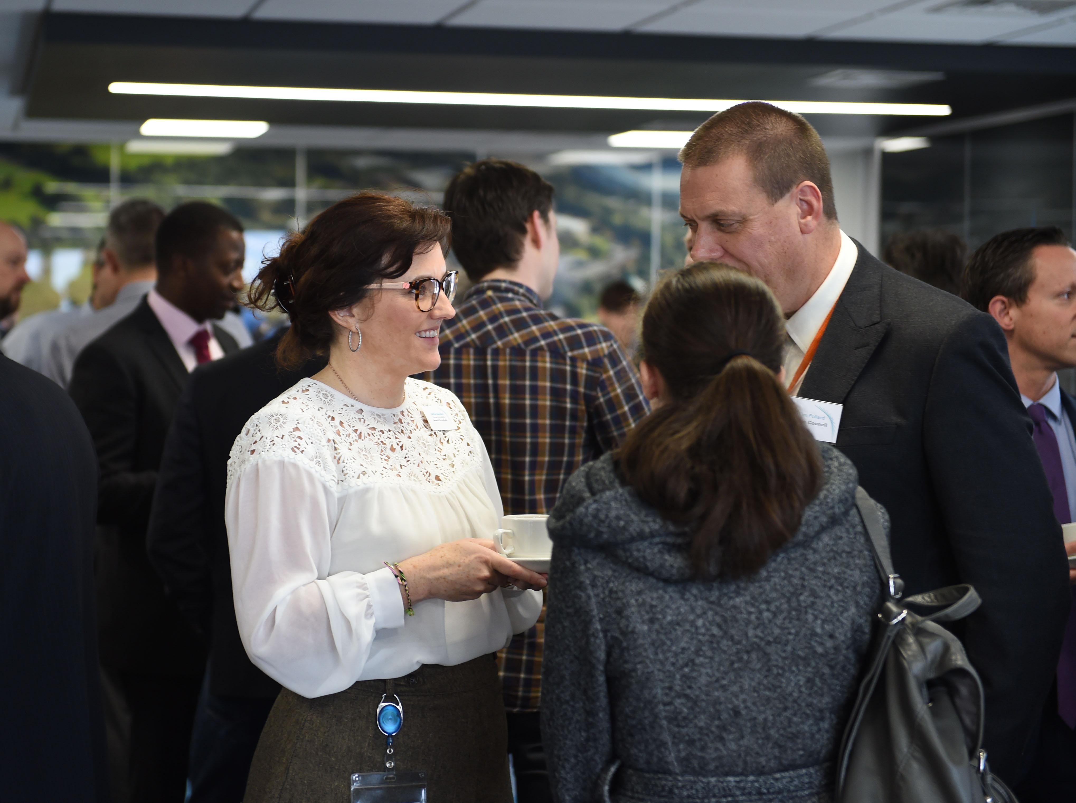 Anna Soubry Opens  Sx Innovation Croydon 36