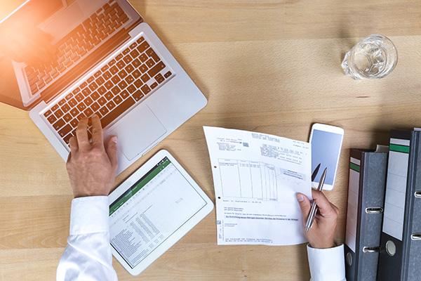 Laptop Tax Bill