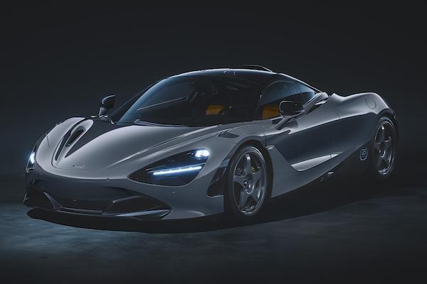 Motoring McLaren image WEB