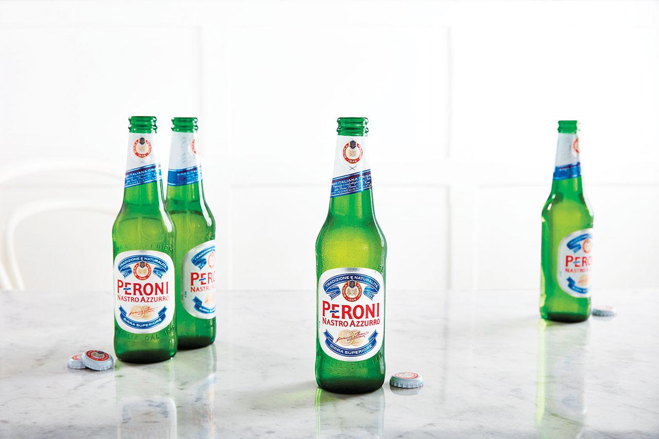 330ml Peroni Bottle 8 03 160667