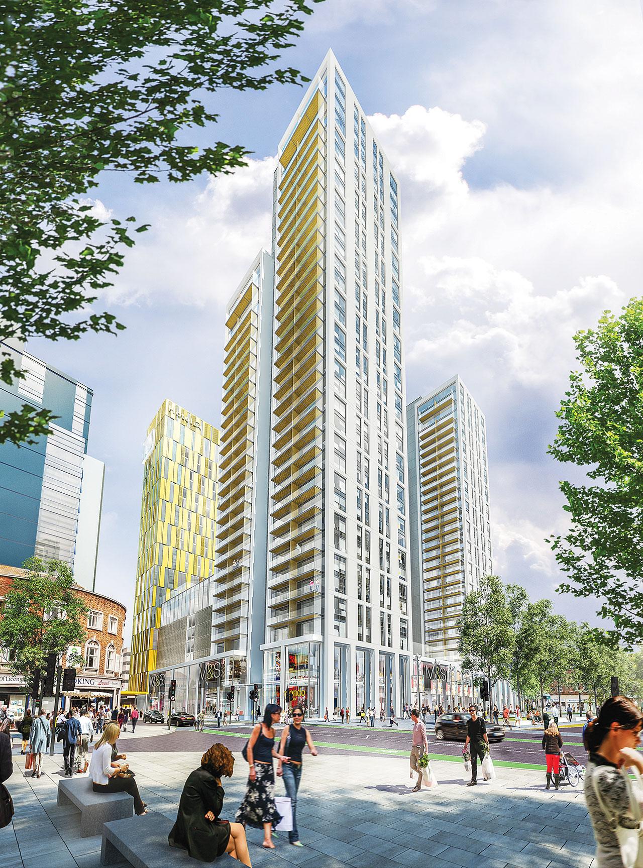 Victoria Square development