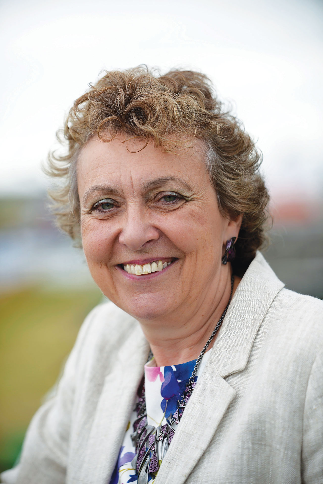Kathy Slack OBE