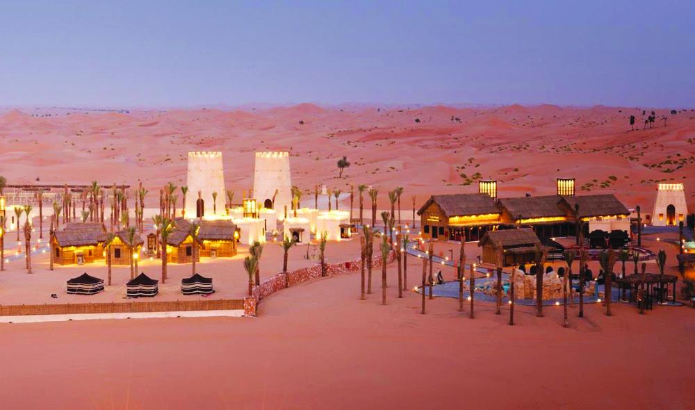Abu Dhabi Arabian Nights Heritage Village