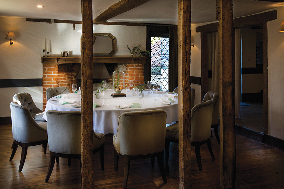 SORREL Private Dining Room copy
