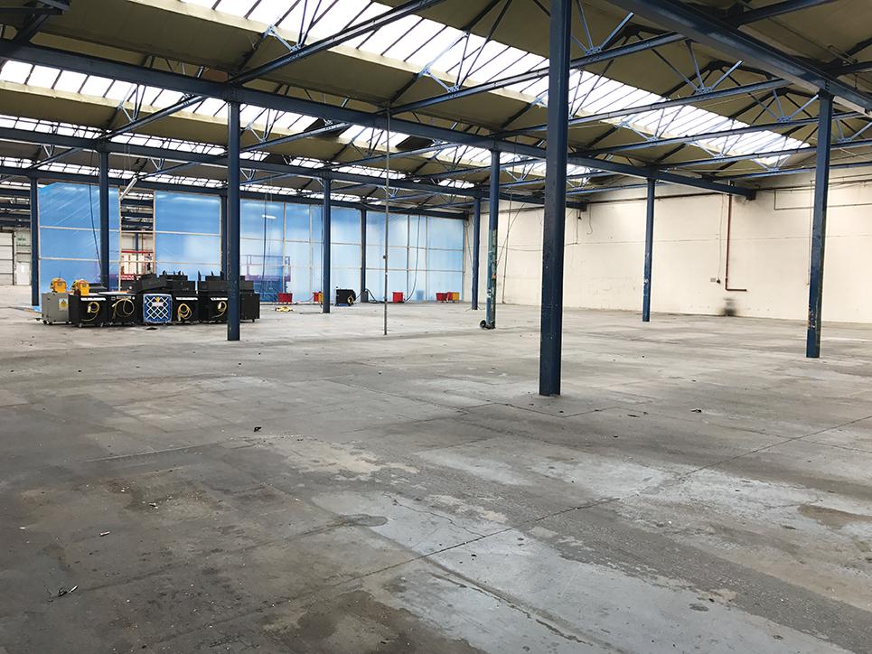 Luton Warehouse