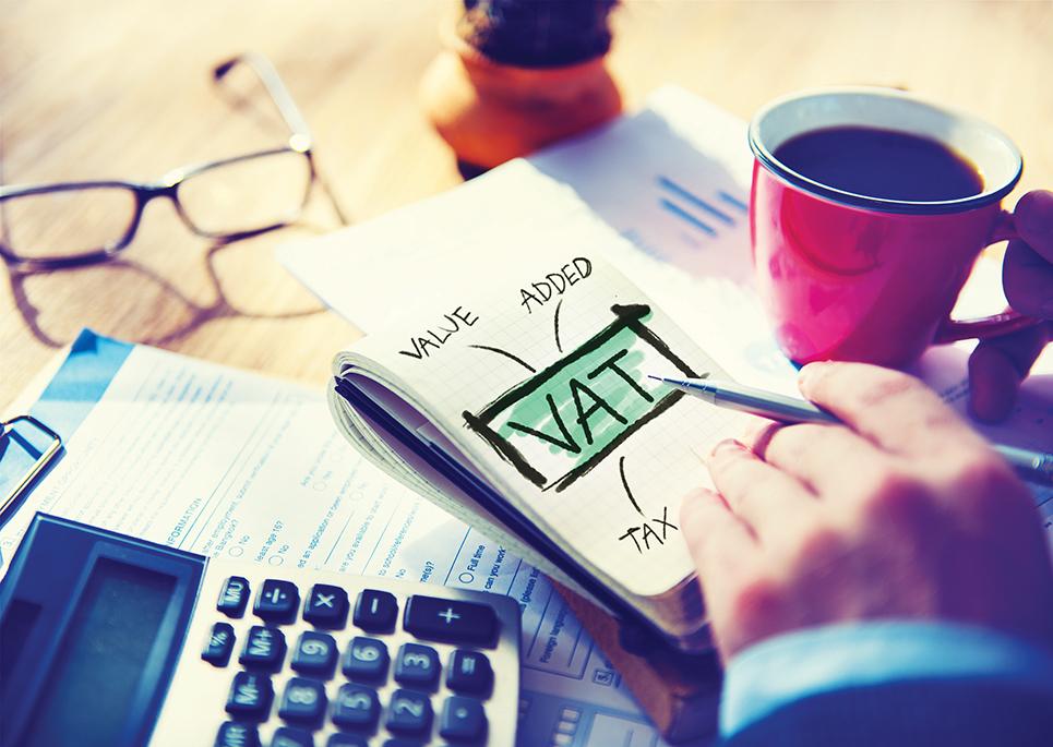 bigstock Value Added Tax VAT Finance Ta 81220565