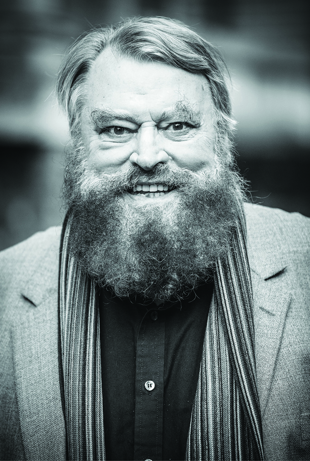Blessed GSC Honorary Patron Brian Blessed OBE  Photo credit Matt Pereira