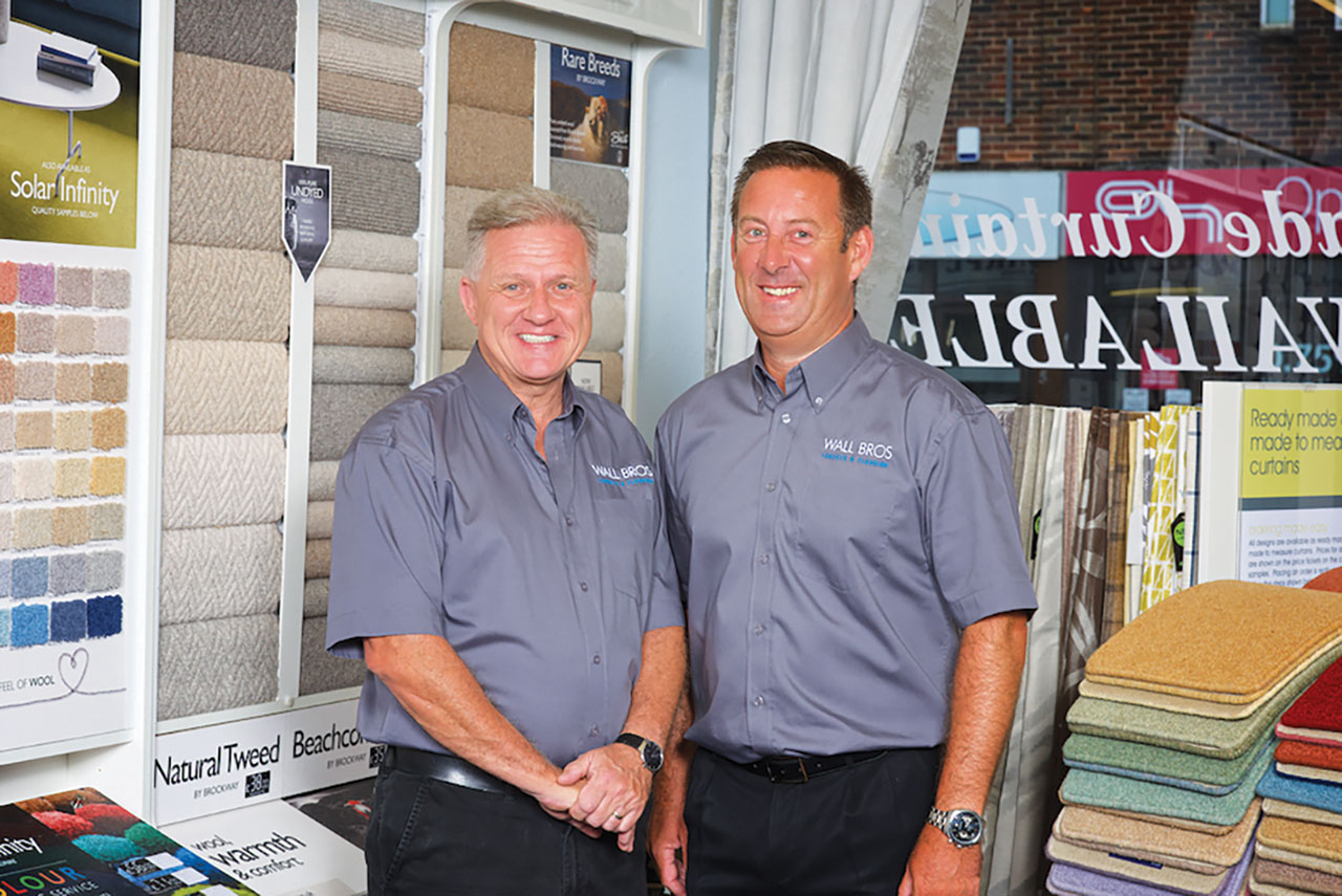 Spotlight Wall bros carpets flooring Worthing Aug 2017 047