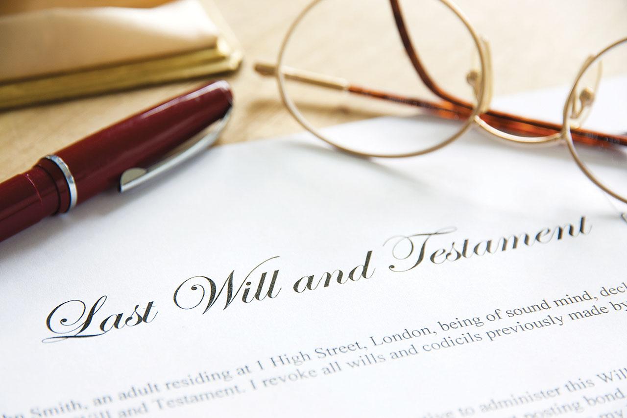 Wills Probate and Estate Management